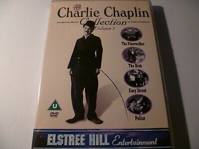 The Charlie Chaplin Collection Volume 3 DVD (VG)  • 1.98£
