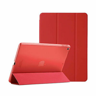 £5.99 • Buy Slim Smart Magnetic Stand Case For Apple IPad Air 1st(GEN) RED Model A1474 A1475