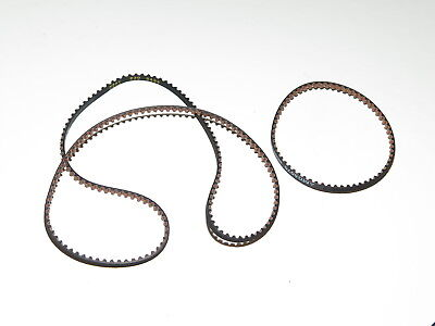 Xra300025 Xray T4 2019 Touring Car Front Rear Drive Belts • 15.33£