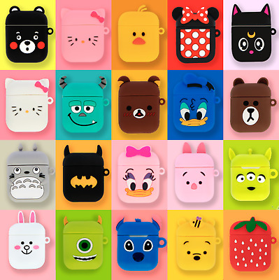 AU6.75 • Buy Airpods Silicone Case Ultimate Iconic Cartoon Characters Collection