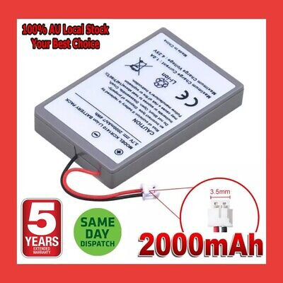 AU13.98 • Buy *2020* 2000mAh Rechargeable Battery For PS4 Pro Controller + Charging Cable