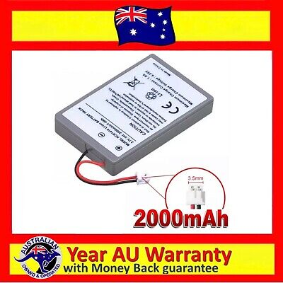 AU24.98 • Buy *2020* Battery 2000mAh For PS4 Pro Game Controller +USB Charging Cable X 2 TWO