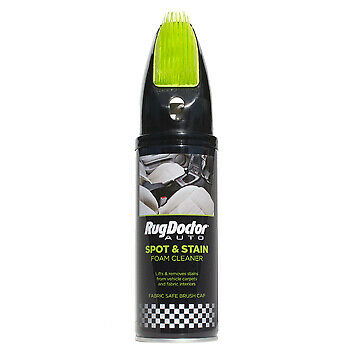 Rug Doctor Auto Spot And Stain Foam Cleaner With Integrated Brush • 4.99£