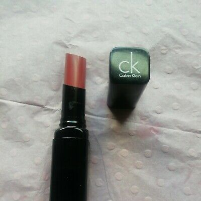 £8.95 • Buy Calvin Klein  Chestnut  Lipstick Creme Long Lasting