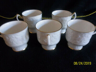 Glendale By Crown China Tea/coffee Cups • 9.50£