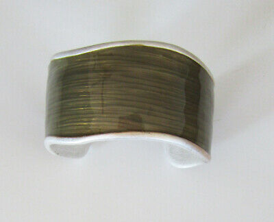 $ CDN0.13 • Buy Lia Sophia Jewelry Shifting Tide Cuff Bracelet In Silver