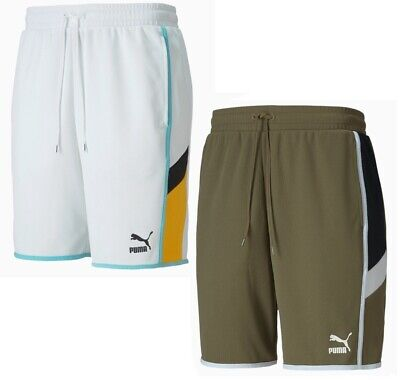 AU39.99 • Buy New Men's PUMA Iconic Shorts - Sports Gym Fitness Casual Long Knee Length