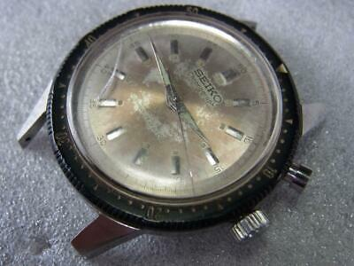 $ CDN1076.68 • Buy [For Parts]SEIKO 45899 Tokyo Olympic Model 1960s Vintage Chronograph Watch