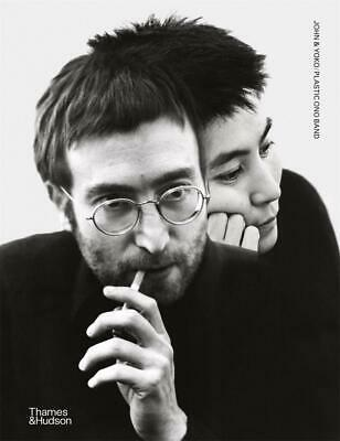John & Yoko Plastic Ono Band By John Lennon, Yoko Ono (English) Hardcover Book F • 50.99£