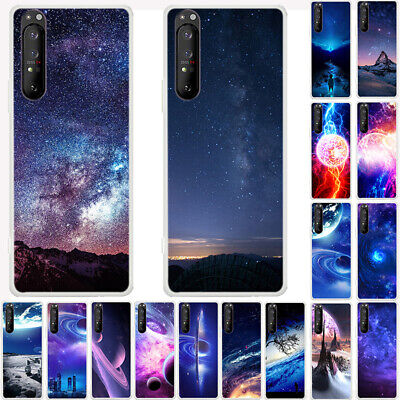 $ CDN4.15 • Buy For Sony Xperia 1 10 II L1 L2 L3 L4 Slim Soft Silicone Painted TPU Case Cover