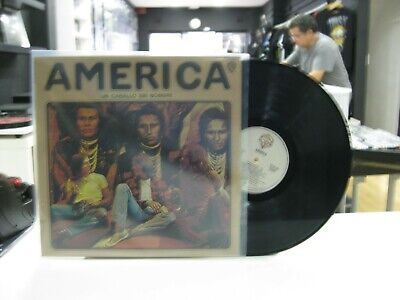 America LP Spanish A Horse With No Name 1972 • 8.02£