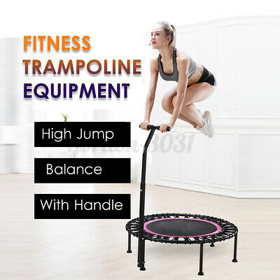 40'' Trampoline Rebounder Kids Jump Fitness Training Workout Exercise Gym GB • 44.50£
