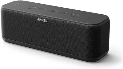 AU139.99 • Buy Anker SoundCore Boost 20W Portable Bluetooth Speaker With BassUp Technology