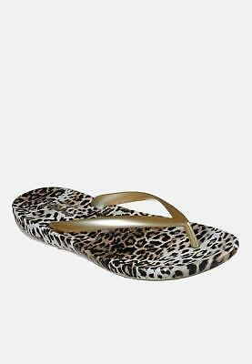 Skechers Bungalow Summer Kitty 31784 Gold Animal Print • 30.19£