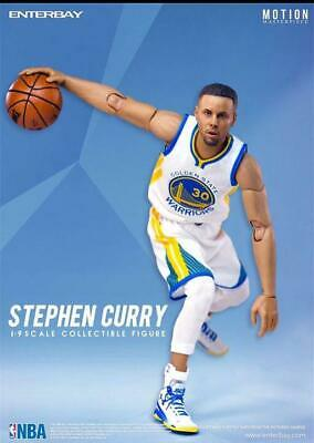 $2668 • Buy Enterbay NBA Warriors Stephen Curry 1/9 Scale Collectible Movable Figure