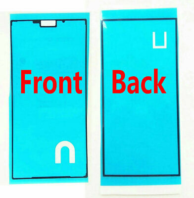 AU3.39 • Buy -Lot Double-sided Adhesive Sticker Glue For Sony Xperia…Battery Cover LCD Screen