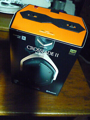V-Moda Crossfade 2 Wireless Headphones - Rose Gold - Still Sealed • 180£
