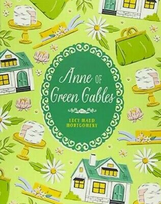 Anne Of Green Gables By L. M. Montgomery, NEW Book, FREE & FAST Delivery, (Hardc • 9£