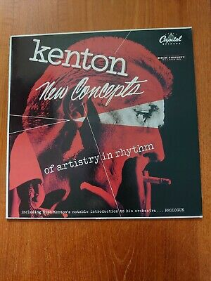 Stan Kenton And His Orchestra New Concepts Of Artistry In Rhythm Vg (lp Vinyl) • 7.99£