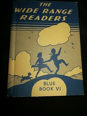 £13.55 • Buy Wide Range Readers BLUE BOOK V1 By Fred Schonell Phyllis  Flowerdew HB1963 EUC