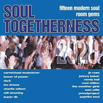 £13.37 • Buy Various Artists-Soul Togetherness 2020 CD NEW