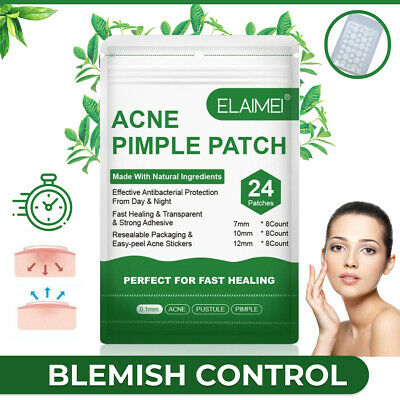 AU3.95 • Buy Acne Pimple Master Patch Removal Patches Blemish Control Skin Spot Remover 24Pc