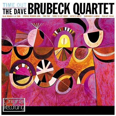 Dave Brubeck Quartet - Time Out CD • 2.99£