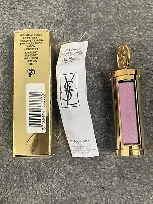 £14.99 • Buy YSL Lip Twins Duo Lipstick With A Mirror And Lip Brush Shade 12 Raspberry Violet