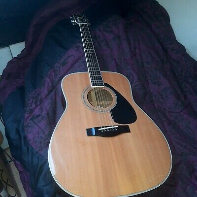 Yamaha Acoustic Guitar Fg441s Solid Spruce Top  • 180£