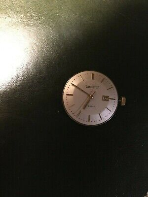 $ CDN640.26 • Buy Vintage IWC Watch Automatic Movement Cal.8531 & Dial 30 Mm