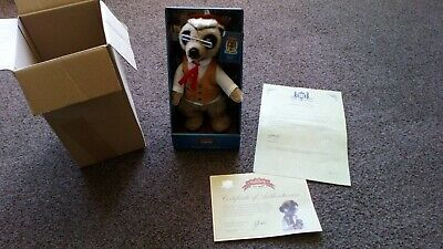 Compare The MEERKAT YAKOV With Box And Certs • 9.99£