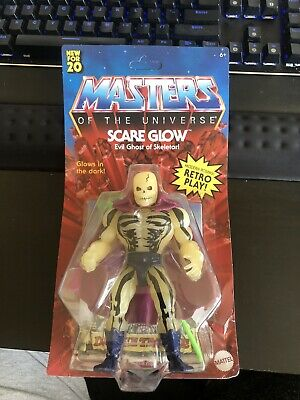 $35 • Buy Masters Of The Universe Motu Origins Scare Glow Action Figure Walmart Damaged