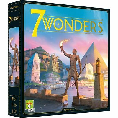 AU77 • Buy 7 Wonders New Edition Board Game Brand New