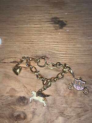 Juicy Couture Charm Bracelet • 45£