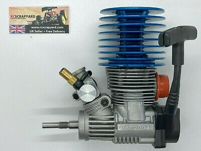 Universal 1/8 RC Buggy, Truck Car Engine. SH .21 3.48CC Brand New, With Plug. • 79.99£