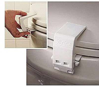 £20.01 • Buy 3PK Mommy's Helper Toilet Lid Lok - Locks Seat To Lid To Keep Child Out 70338
