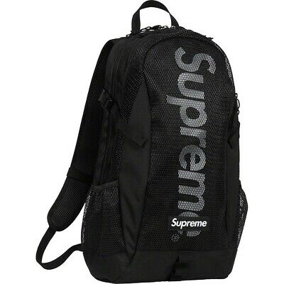 $ CDN350 • Buy Supreme Backpack Ss20 Black 100% Authentic Deadstock!