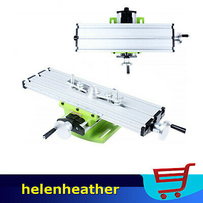 Mini Milling X/Y Axis Router Compound Working Table Cross Sliding Bench Drill  • 19£