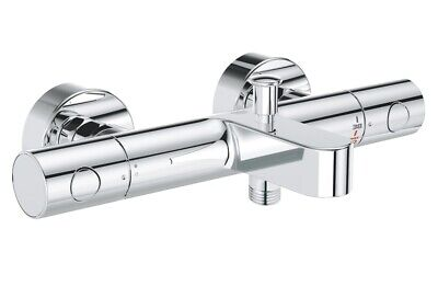 £159.95 • Buy Grohe Grohtherm 1000 Cosmopolitan M Thermostatic Bath Shower Mixer Bar 34441002