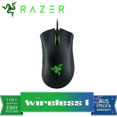 AU65 • Buy Razer DeathAdder Essential - Right-Handed Gaming Mouse