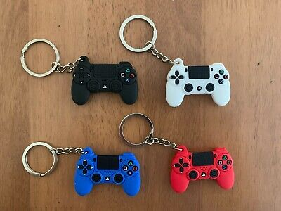 AU5.95 • Buy Sony Playstation PS4 Console Controller Keyrings