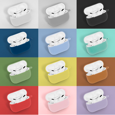 AU5.29 • Buy Airpods Pro Premium Case Silicone Protective Cover Airpod (with Hang Hole)