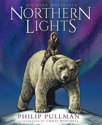 Northern Lights: The Illustrated Edition | Philip Pullman • 18.62£