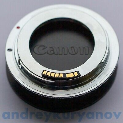 $29 • Buy M42 To Canon EF With Dandelion Chip. For All Canon EF.