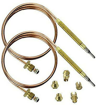 £13.29 • Buy Thermocouple Kit 900mm Fixings For TRICITY BENDIX JOHN LEWIS Oven Cooker X 2