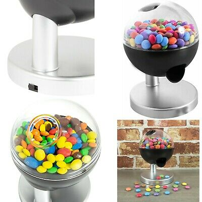 £10.99 • Buy Sweet Dispenser Touch Activated Chocolate Candy Ball Gift For Kids Global Gizmos