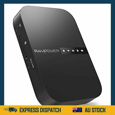 AU97.99 • Buy  FileHub, Travel Router AC750, Wireless SD Card Reader, Connect Portable SSD AU
