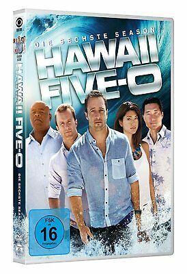 AU21.80 • Buy Hawaii Five-0 - Season 6 [6 DVD's/NEU/OVP] Scott Caan, Alex O'Loughlin, Daniel D