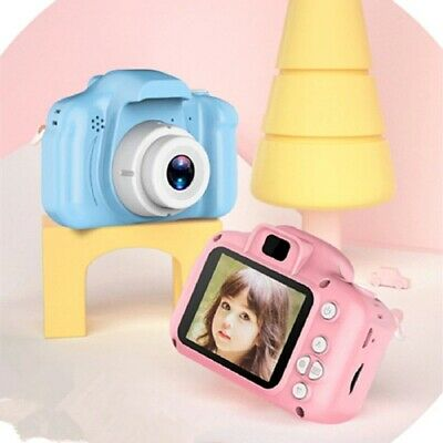 AU27.95 • Buy Children Gifts For 3 4 5 6 7 Year Old Girls Digital Camera For Kids Toys For 8 9