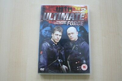 Ultimate Force - Series 2 (DVD, 2005) VGC • 5.99£
